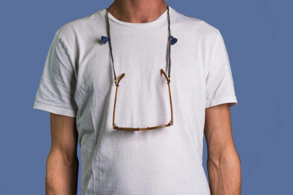 Attached Brillenband Munich getragen