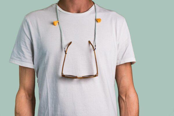 Attached Brillenkette Venezia gertagen