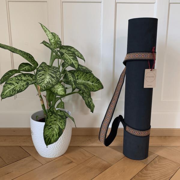 Balasana Attached Yoga Strap