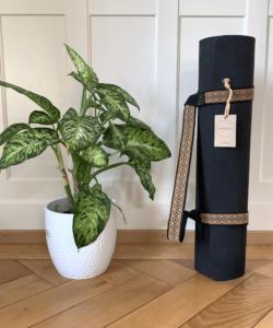 Attached Yoga Strap Malasana