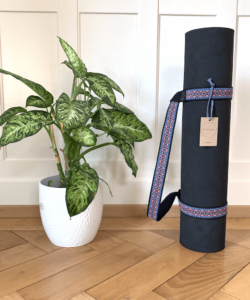 Attached Yoga Strap Chakrasana / Yoga Matten Band / Dehn Band