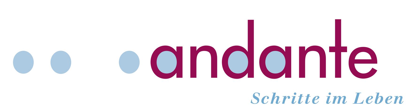 Logo der Andante Stiftung