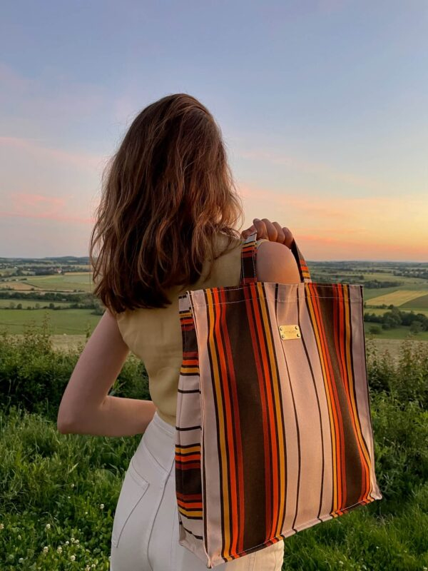 Heidwiesen Bag getragen