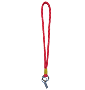 """Langer Attached Keychain """"Seoul"""""""