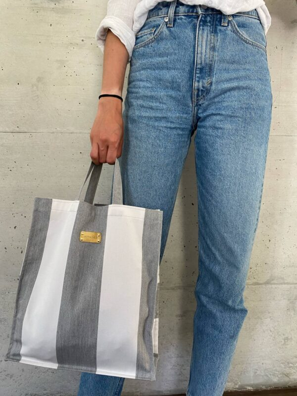 Attached Wydäckerring Shopper Bag